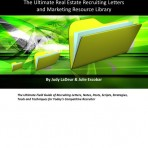 Ultimate Real Estate Recruiting Letter Library and Marketing Resource